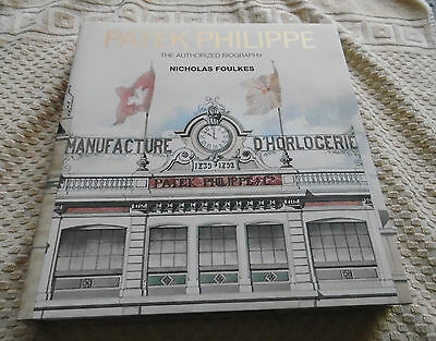 Buch book Patek Philippe - the authorized Biography