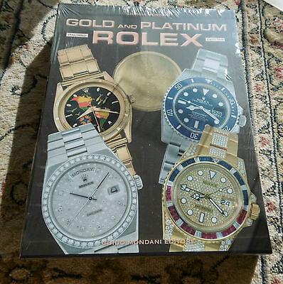 Buch book Gold and Platinum Rolex