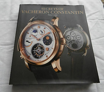 Buch book Secrets of Vacheron Constantin