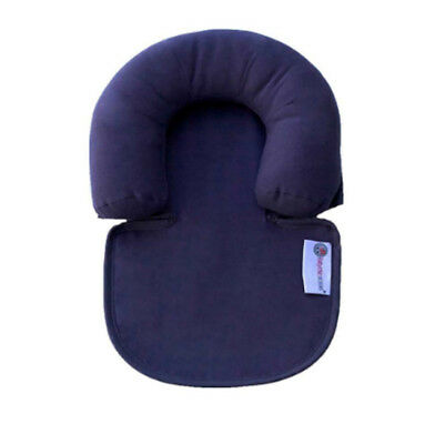 Cotton Head Support For Baby I Fully Reversible I Natural Comfort