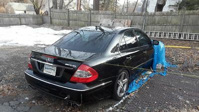 2009 Mercedes-Benz E-Class E63 AMG 09 E63 Amg ,title good, in need of repair . Only 54,000 miles