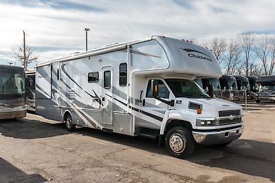 2005 Four Winds Chateau 34R Chevrolet Chassis Gas Powered Class C Motorhome RV