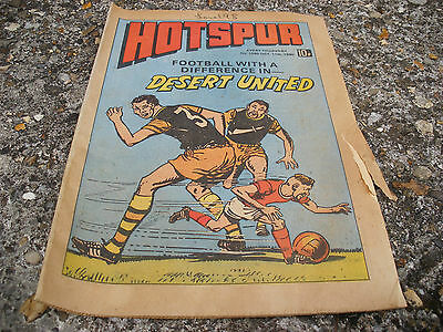 Hotspur Comic October 11 1980 Issue Number 1095