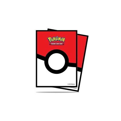 Pokeball 65 sleeves - Ultra Pro Bustine Protettive