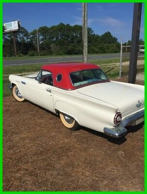 1957 Ford Thunderbird  1957 Used Automatic Convertible