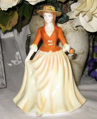 Early Royal Doulton - Autumn Stroll HN 4588