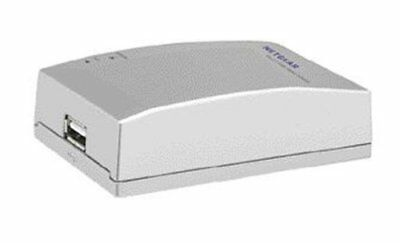 Netgear NETGEAR PS121 USB 2.0 Mini Print Server