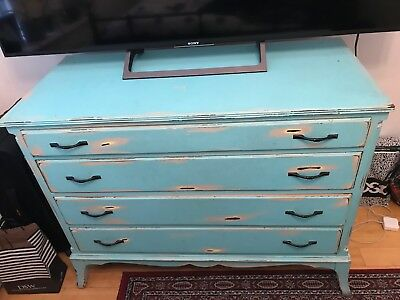 unique antique dresser / changing table