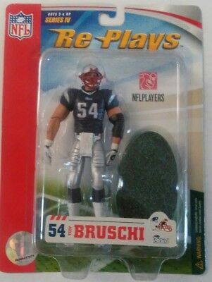 Tedy Bruschi 54 Re Play New England Patriots Figure 2339 Picclick