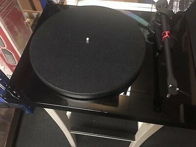 Pro-ject Debut DC Turntable OM10 Ortofon  All New Base Marked List $549 Feb Sale