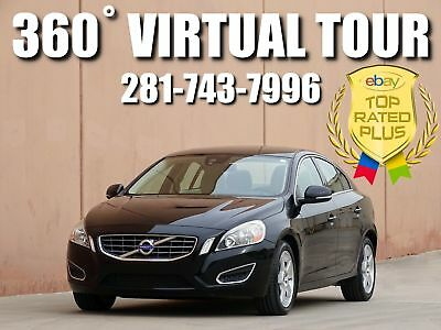 2012 Volvo S60 T5 Sedan 4-Door 2012 VOLVO S60 T5 TURBO! 1 OWNER! ACCIDENT FREE! CARFAX CERTIFIED! EXTRA CLEAN!