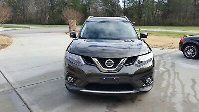 2014 Nissan Rogue SL Rogue SL - prev flood salvage now restored with new TN title and registration