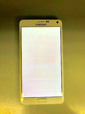 Samsung Galaxy Note 4 N910 32GB GSM Unlocked 4G LTE Android Smartphone SHADOW