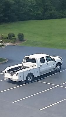 2003 Ford F-550 Dually Super Duty FORD F550 DUALLY SUPER DUTY 5TH WHEEL GOOSENECK CUSTOM BED