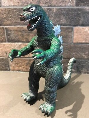 Old Vintage Collectible Godzilla Figure Large Size