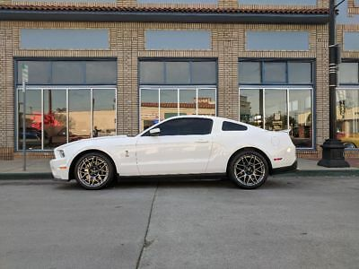 2012 Ford Mustang GT500 2012 Shelby Cobra GT500
