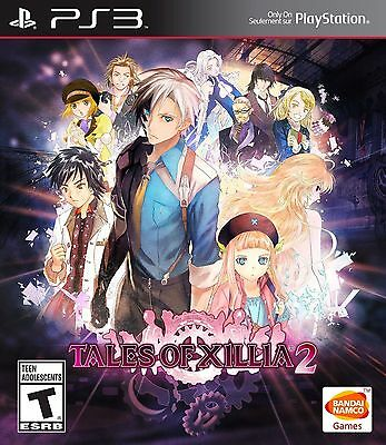 Tales of Xillia 2 PS3 Game  Bandai Brand New In Stock From Brisbane