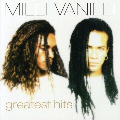 Milli Vanilli - Greatest Hits (CD Used Like New)