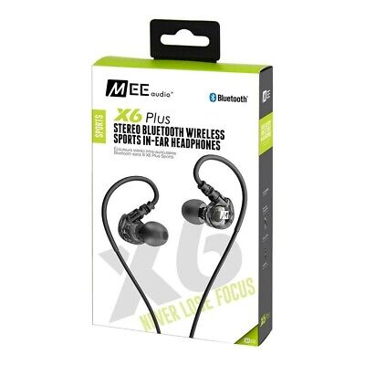 MEE AUDIO X6 Plus Stereo Bluetooth Wireless Sports
