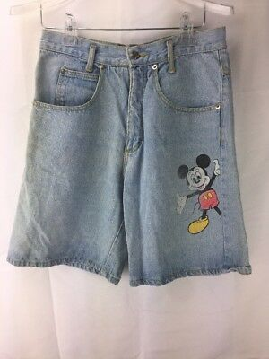 Mickey By Jerry Leigh Vintage Mickey mouse Shorts Womens Size M I26