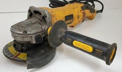 """DeWalt D28065-XE Angle Grinder 125mm 5"""" 250W Corded Electric Power Tool"""