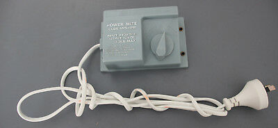 Power Mite Code SMS-PS DC Trains & Accessory AC connections. OO, HO, N