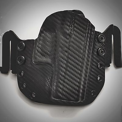 Custom Made OWB Kydex Holster  – Glock 43
