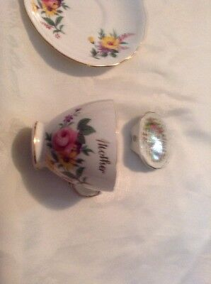 Collectable ROYAL VALE BONE China ,CUP & SAUCER