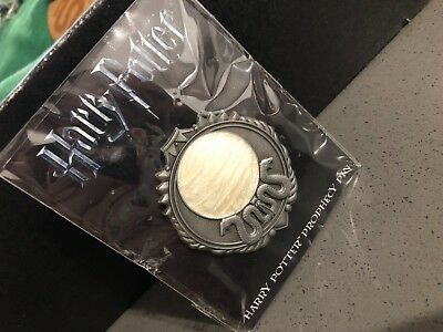 Harry Potter Wizarding Collectable LootCrate Lapel Prophecy Pearl Pin - MINT