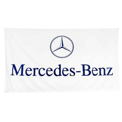 Flag Mercedes Benz