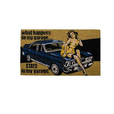 Doormat Pvc Ford Garage