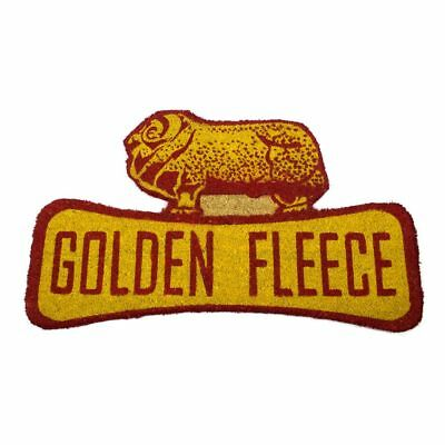 Doormat Pvc Golden Fleece