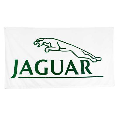 Flag Jaguar Flat