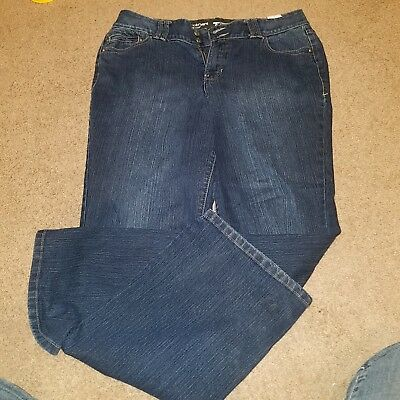 Womens Lane Bryant Jeans Size 16 Tall