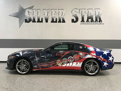 2015 Ford Mustang  2015 Mustang GT ROUSH StageII Chris Kyle Custom Leather Loaded Xnice 16K.miles