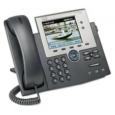 Cisco IP Phone CP-7945G VOIP-Telefon NEU OVP