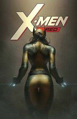 X-Men: Red #1 JeeHyung Lee Trade Dress Variant NM or Better X-23 Marvel 2017