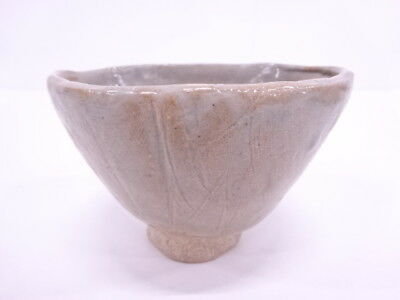 3446805: Japanese Tea Ceremony / Tea Bowl Cloth Texture Chawan