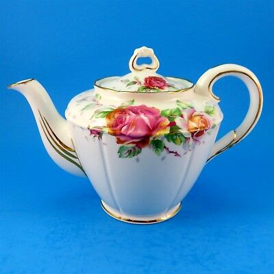 Paragon Golden Emblem Medium Teapot / Tea Pot