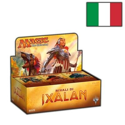 MTG: Rivali di Ixalan - Box 36 Buste (IT)