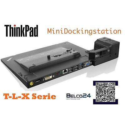 Lenovo Thinkpad Dockingstation 3 4337 - T410 T510 T520 T530 X220 X230 L420