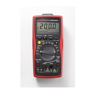 Amprobe AM550 (EUR) Digital Multimeter UK Supplied with Calibration Certificate