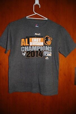 Baltimore Orioles Youth Size Large T shirt (Sz 14/16)