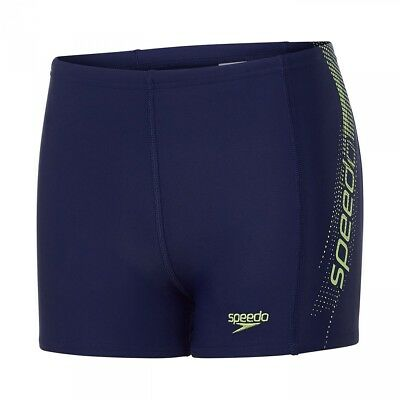 Boxer de bain E10 Sp Aquashort Navy Jr - Speedo