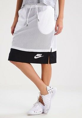 Nike Skirt Woman MeshBlack and white Sport size S