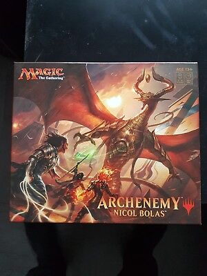 Wizards - Magic - The Gathering Archenemy Pack Nicol Bolas, Englisch