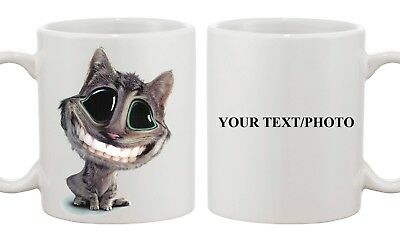 Personalised Funny Mug Custom Tea Coffee Cup Your Text Image Design Gift Present