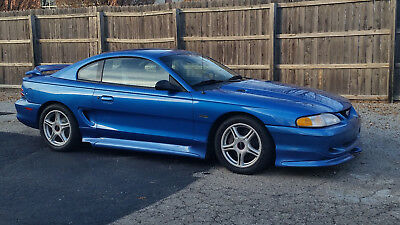1995 Ford Mustang GTS 1995 Roush Stage 3 GTS Mustang (#005)