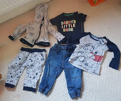 baby boys clothes age 9-12 months