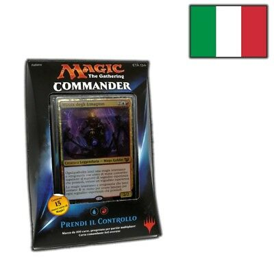 Prendi il Controllo - MTG Commander 2015 (IT)
